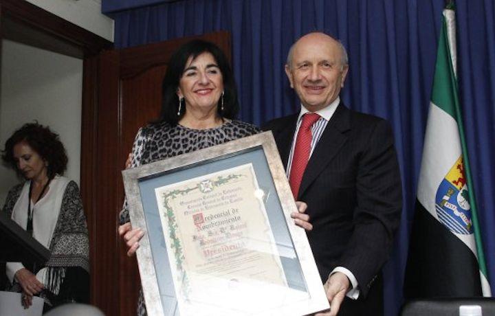 Raquel Rodríguez y Máximo González Jurado