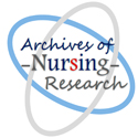 Archives of Nursing Research - Revista Investigación Colegio Enfermería de Cáceres