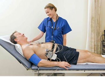 Electrocardiograma para enfermería. Base, manejo e interpretación