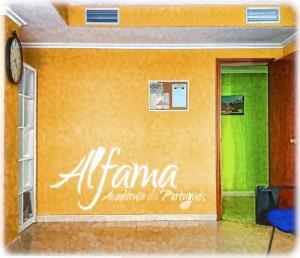 Alfama Academia de Portugués para el Colegio de Enfermería de Cáceres