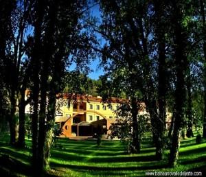 Balneario Valle del Jerte para el Colegio de Enfermería de Cáceres