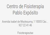 Centro Fisioterapia Pablo Expósito 163x116