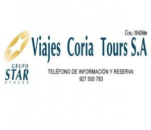 Coria Tours para el Colegio de Enfermería de Cáceres