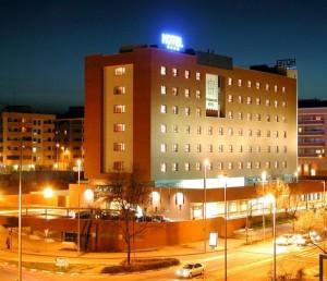 Extremadura Hotel para el Colegio de Enfermería de Cáceres616x530