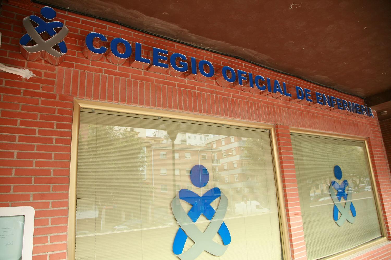 Fachada Colegio Enfermería Delegación - Plasencia