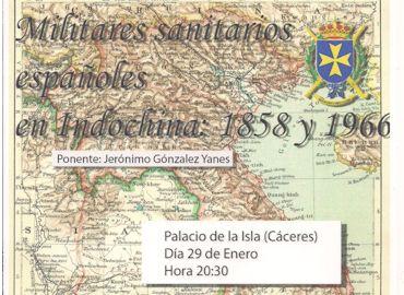 Militares Sanitarios Españoles en Indochina 1858 y 1966