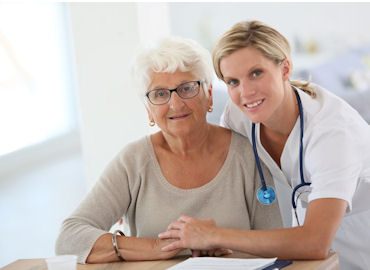 Cuidados de enfermería geriátrica