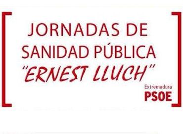 "III Jornadas de Sanidad Pública ""Ernest Lluch"""