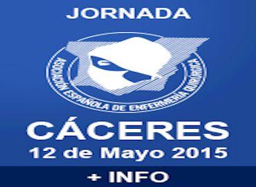 Jornada AEEQ - Cáceres 12 mayo 2015
