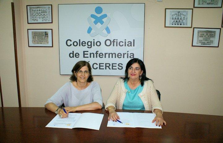Firma Convenio Investén Cáceres