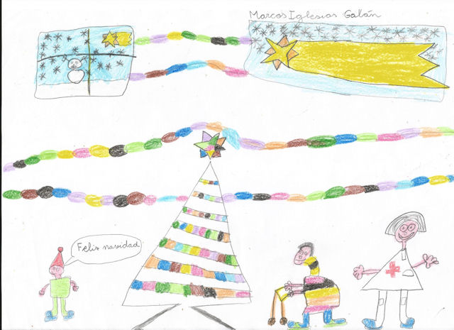 Marcos Iglesias Galán - 10 años