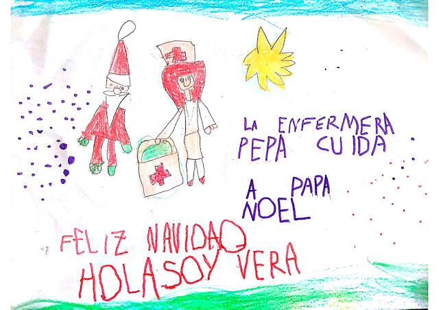 Vera Beatríz Fernández Portillo - 4 años
