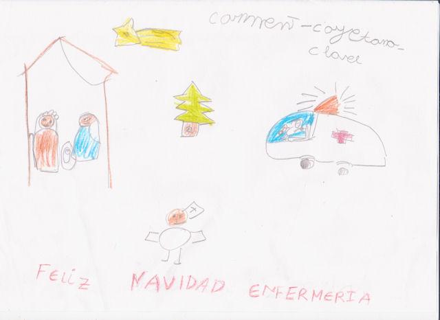 Carmen Cayetano Clavel - 5 años