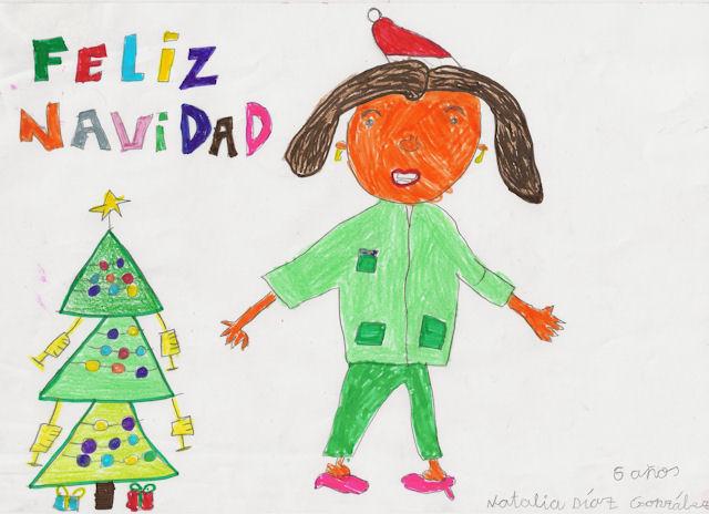 Natalia Díaz González - 6 años