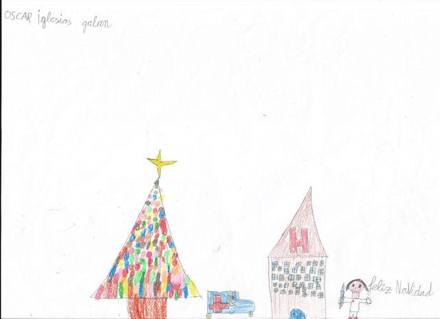 Óscar Iglesias Galán - 6 años