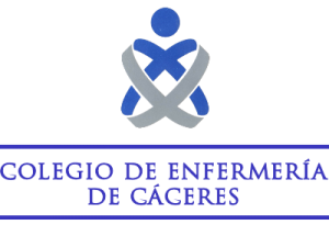 Logotipo Colegio Enfermería Cáceres