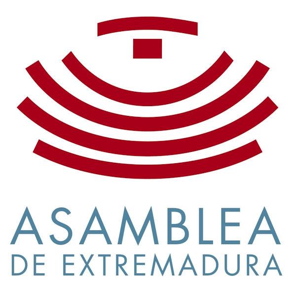 Logo de la Asamblea de Extremadura