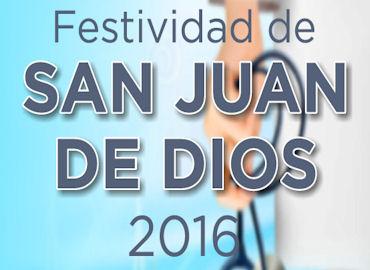 Festividad San Juan de Dios 2016