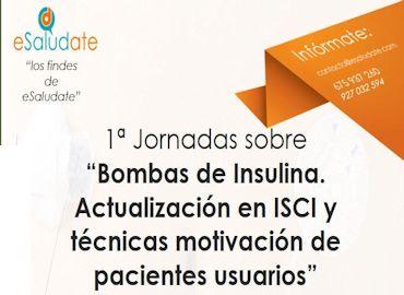 Jornadas sobre bombas de insulina (eSaludate)