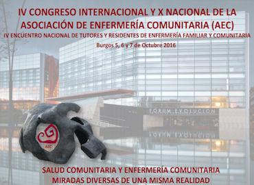 IV Congreso internacional y X Nacional de la AEC
