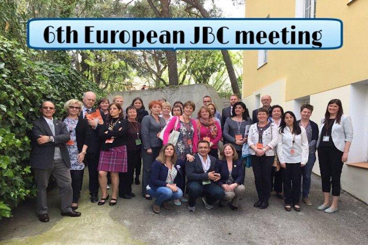 6th European JBC meeting
