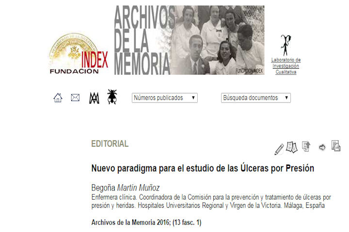 Archivo de la Memoria