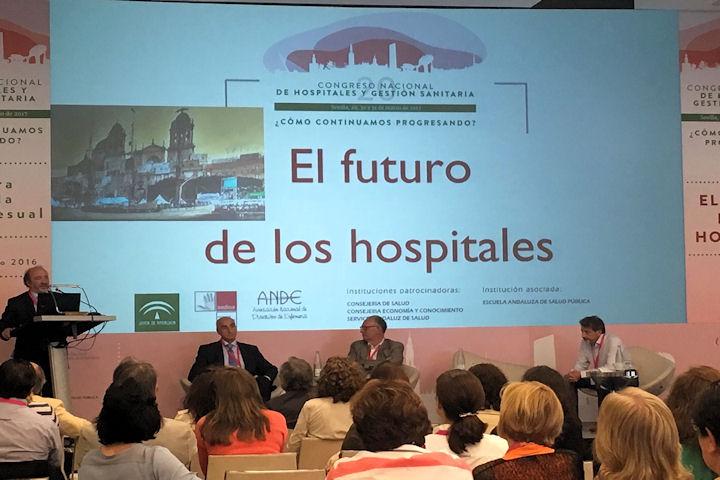 Jornada Precongresual del 20 Congreso Nacional de Hospitales-I
