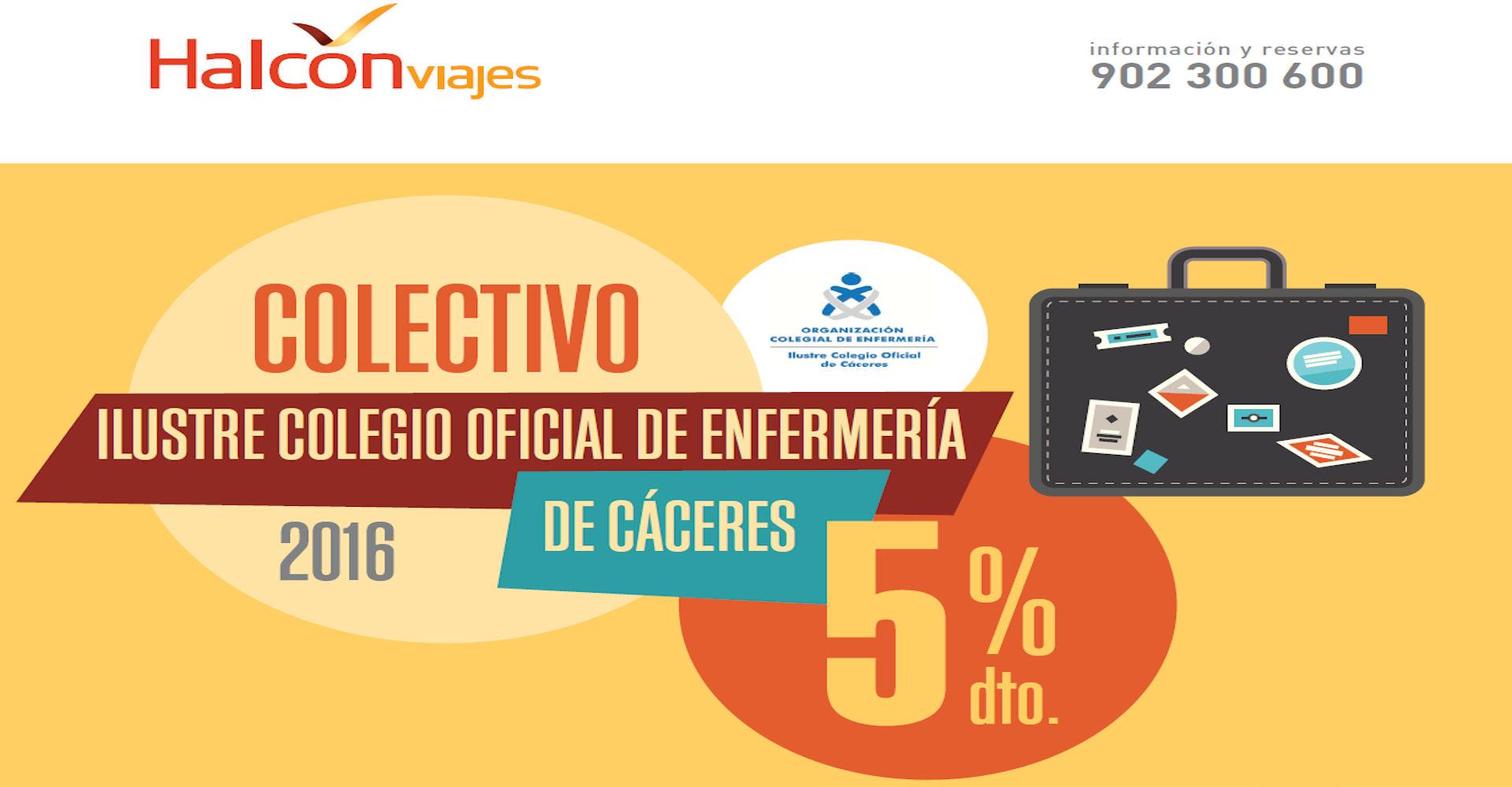 Viajes-Halcón-Oferta-Colegiación-Cáceres