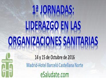 1ª Jornadas - Liderazgo en las organizaciones sanitarias-I