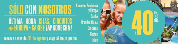 Oferta Viajes Halcón - Colegio Enfermería Cáceres