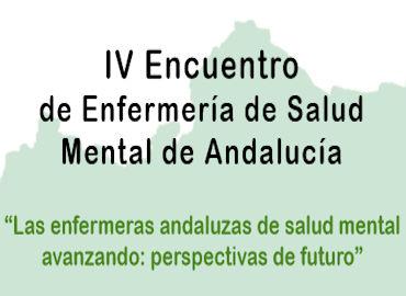 IV Encuentro de Enfermería de Salud Mental de Andalucía
