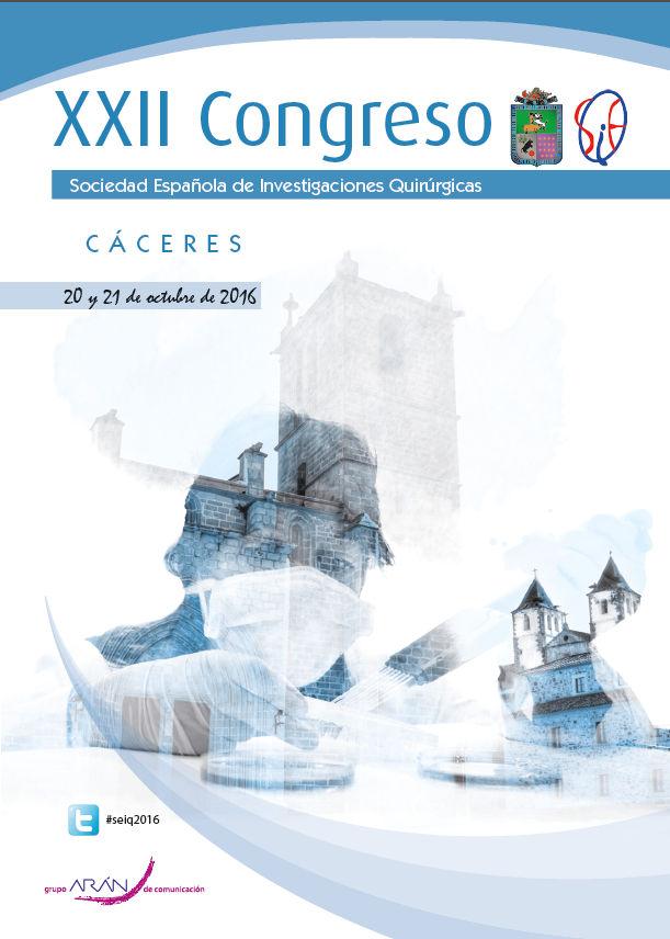 XXII Congreso SEIQ Cáceres 2016