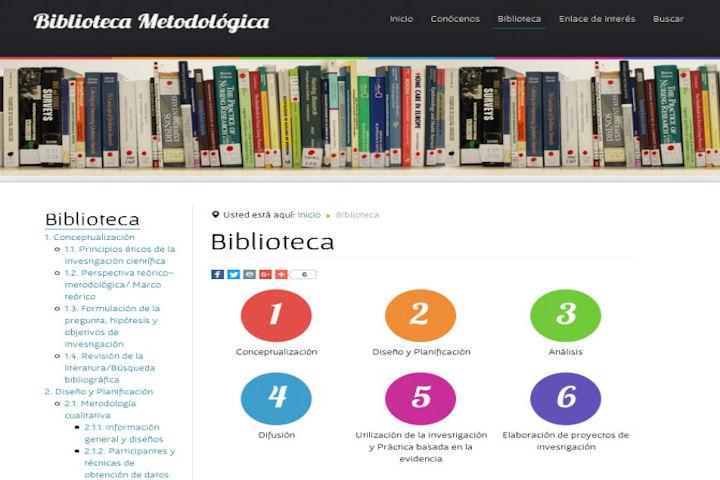 Biblioteca metodológica