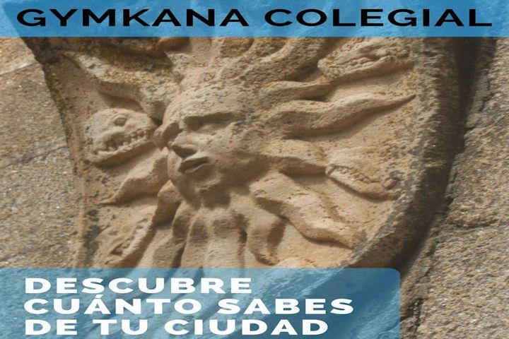 Gymkana Colegio Enfermería Cáceres 2017