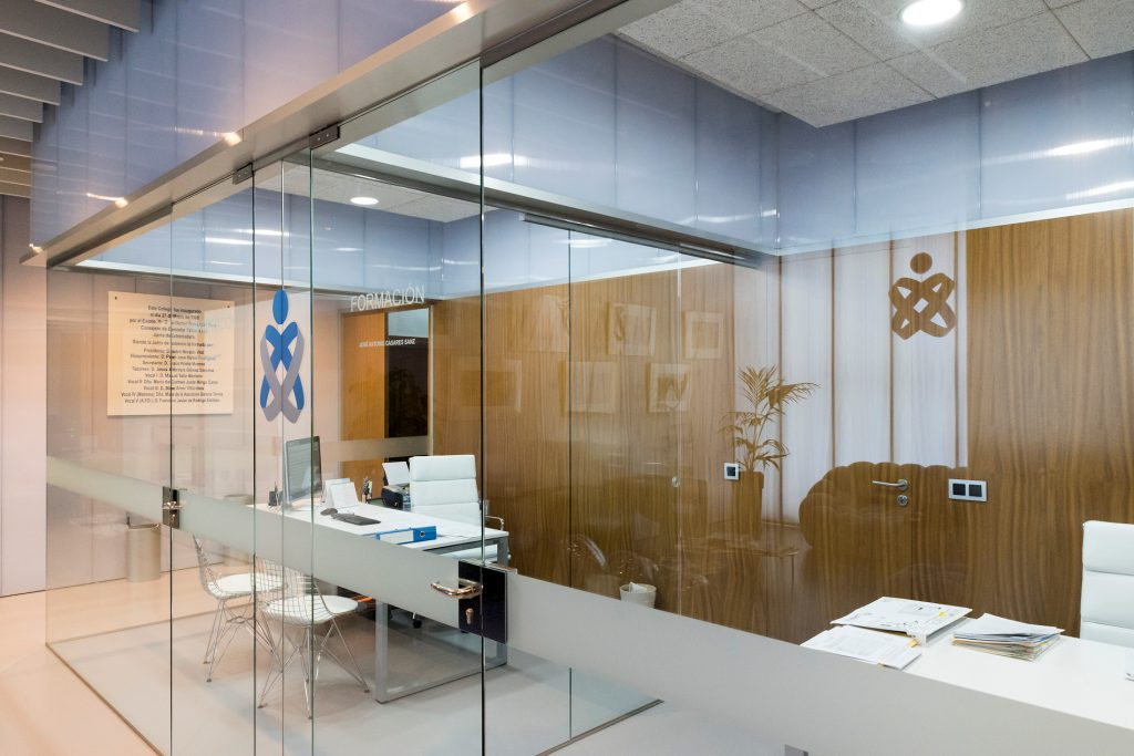 Instalaciones Colegio Enfermería Cáceres