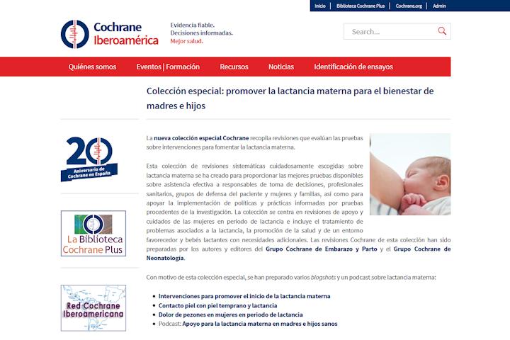 Promover la lactancia materna para el bienestar de madres e hijos