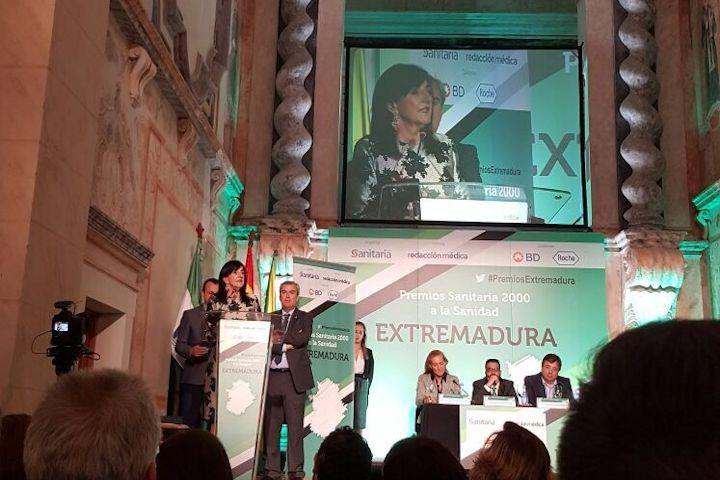 """Premio """"Acción Enfermera"""" - Sanitaria 2000"""