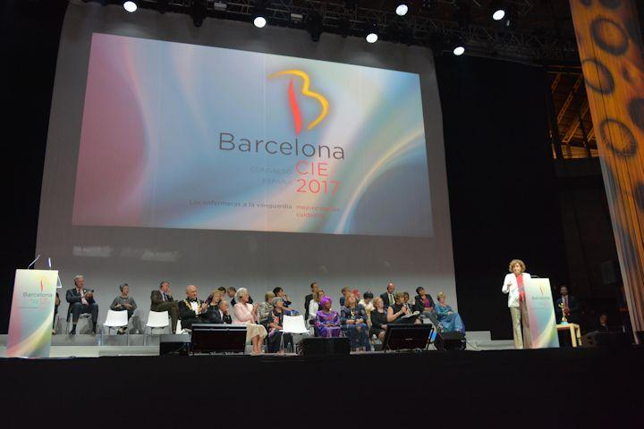 CIE Barcelona 2017