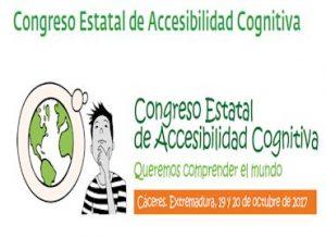 Congreso Estatal de Accesibilidad Cognitiva