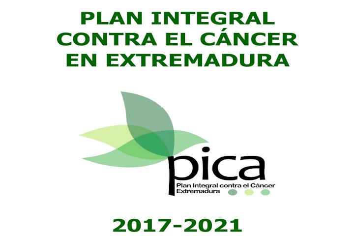 Plan Integral del Cáncer en Extremadura (PICA) 2017-2021