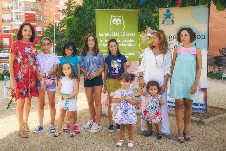 Taller infantil - Parque Cuidados de Enfermería
