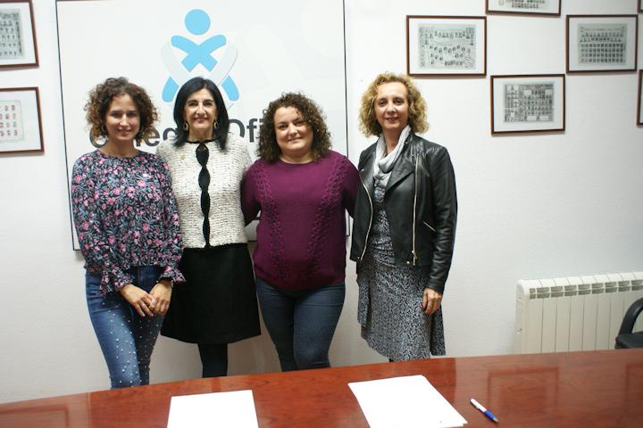 Convenio Cruz Roja - Colegio Enfermería Cáceres