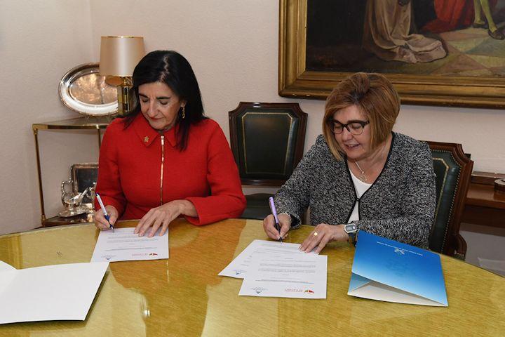 Convenio Diputación Provincial de Cáceres - Colegio de Enfermería de Cáceres