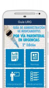 Guía administración medicamentos vía parenteral