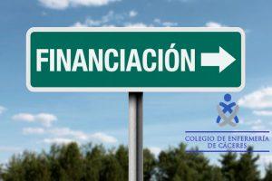Financiación Colegio Enfermería Cáceres