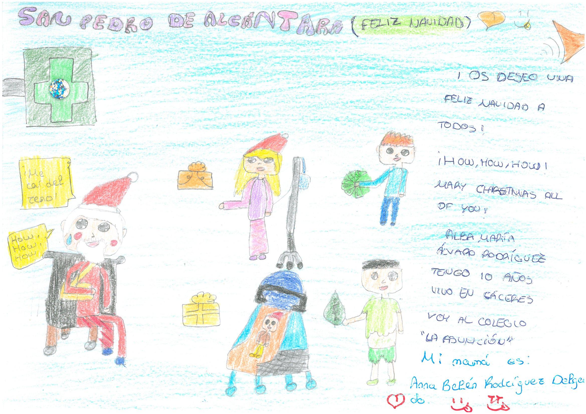 Alba Álvaro Rodríguez (10 años)