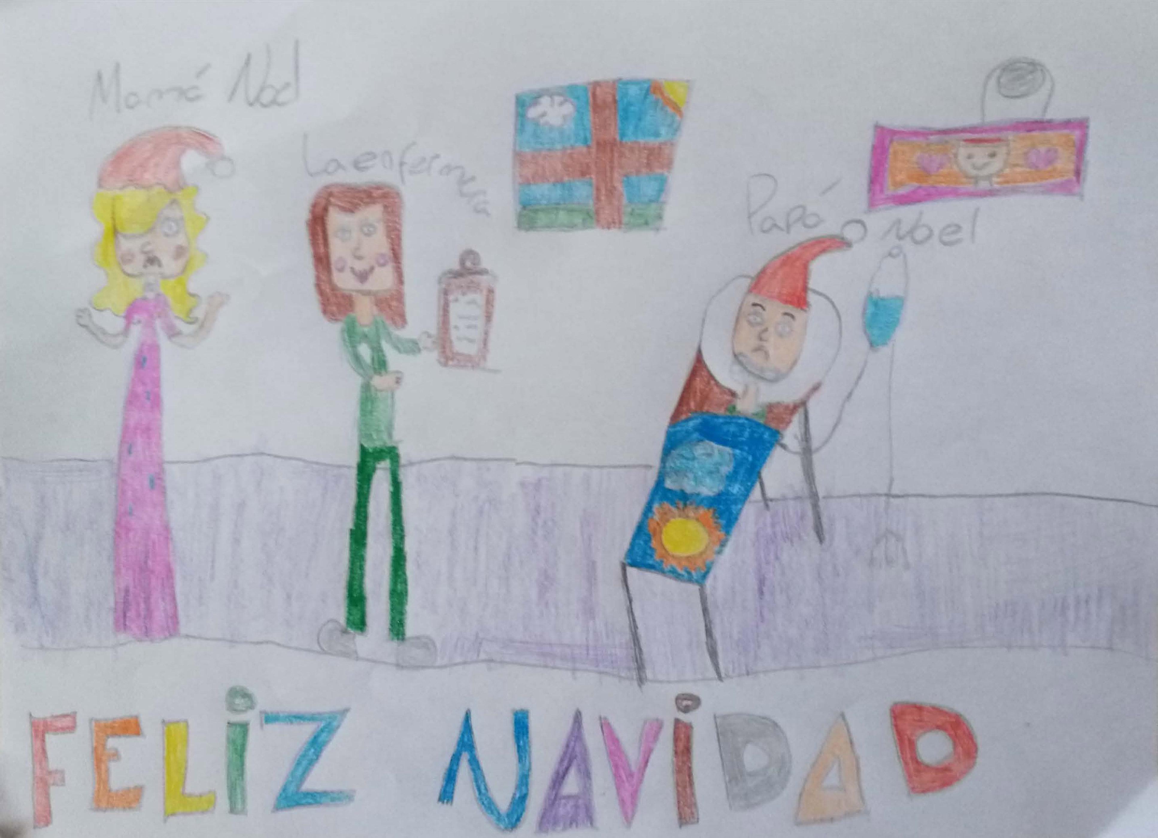 Alicia Martín Lorenzo (10 años)