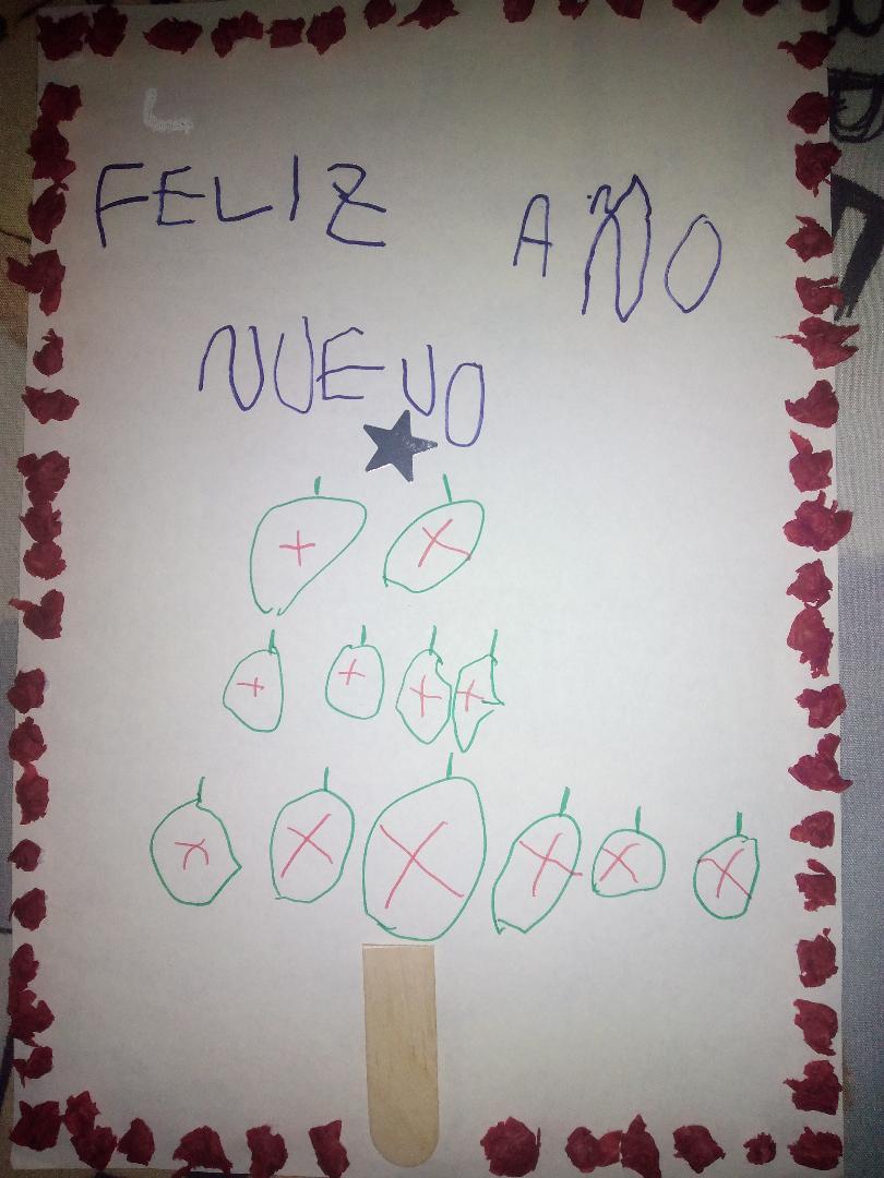 Lucas Ovejero Mateos (4 años)