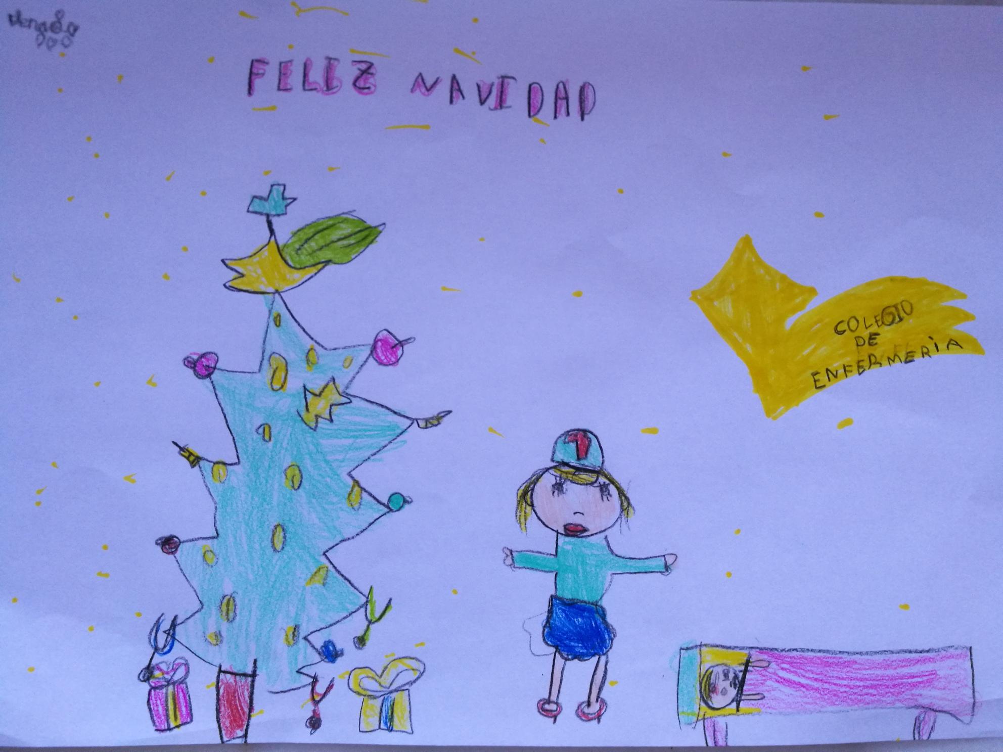Elena Catalán Melara (5 años)