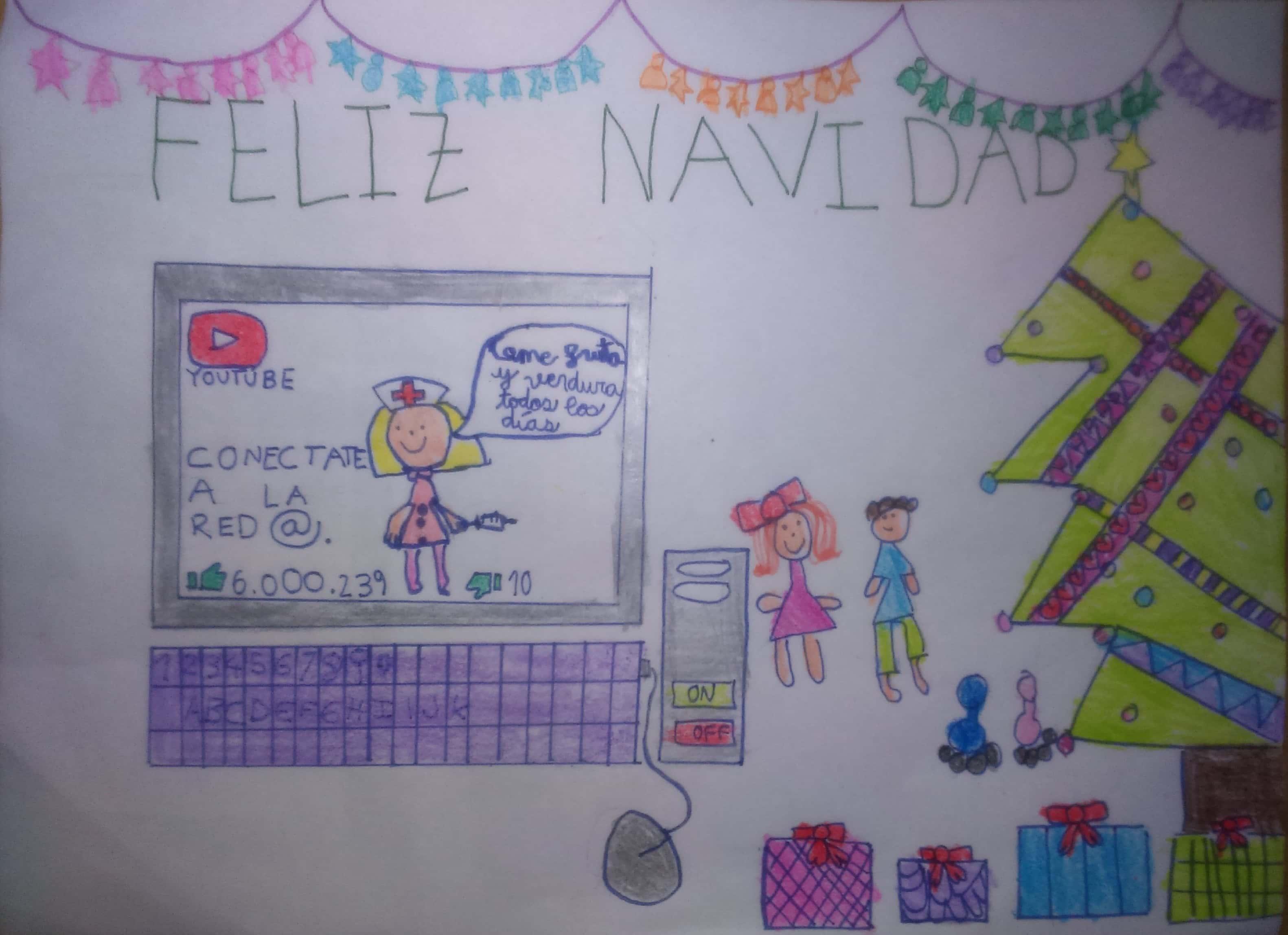 Vera de Fernández Portillo (6 años)